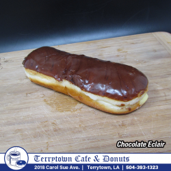 Chocolate_Eclair_PNG