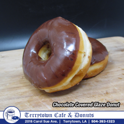 Donut_Chocolate_Covered_Glaze_PNG