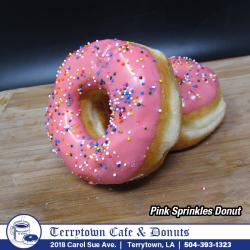 Donut_Pink_Sprinkles_PNG