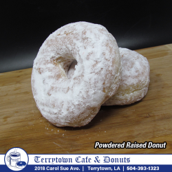 Donut_Powdered_Raised_PNG