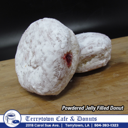 Filled_Donut_Powdered_Jelly_PNG